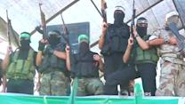 Hamas fighters claim Gaza victory as Netanyahu faces criticism at home