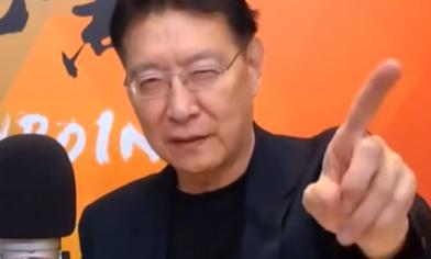 趙少康爆:有人跟郭拿數目很大的錢