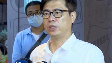 遭酸「耍嘴皮撐香港」陳其邁反擊