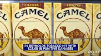 R.J. Reynolds Tobacco hit with $23.6B in punitive damages