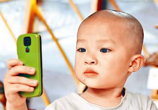 世衞發指引 倡未滿周歲幼兒遠離電子熒幕