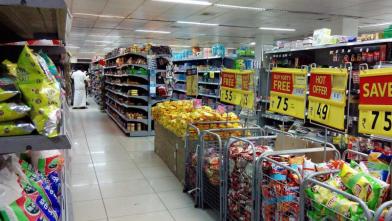 超市隨地吐痰 被抓確診恐死刑