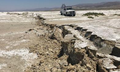 NASA警告:恐爆毀滅性強震