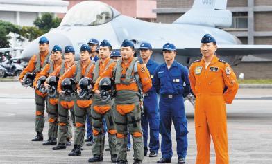 F-16新聯隊 傳國防部不給員額